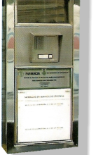 Guardiero dispensador para farmacia