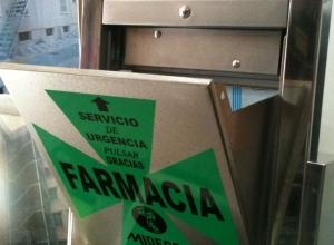 Guardiero Dispensador Farmacia Midecor Portugal Timbre Inalambrico